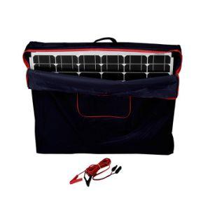 Solar 140W (70Wx2) Folding Panel pictures & photos