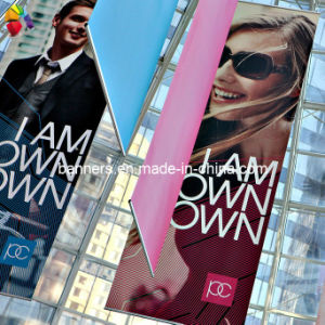 Digital Printing Street Pole Hanging Banner for Outdoor Advertising pictures & photos