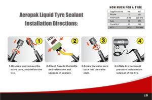 Liquid Tire Sealant Provet Punture pictures & photos