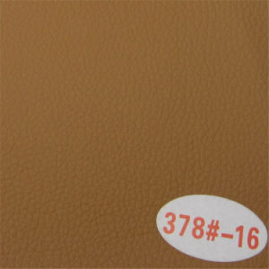 High Abrasion-Resistant Home Furniture PVC Imitation Leather pictures & photos