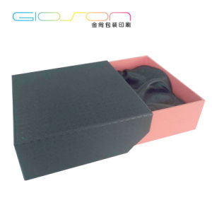Fancy Paper Drawer Gift Packaging Box/ Jewelry Box pictures & photos