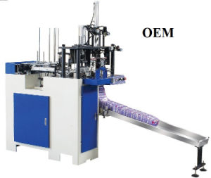 Automatic Paper Meal Box Forming Machine (CH-10)