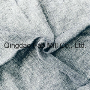 Linen/Cotton Blending Fabric for Hometextile (QF16-2532) pictures & photos