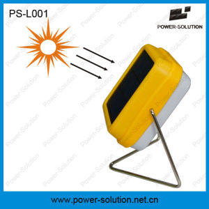 Table LED Light with Solar Panel Backside pictures & photos