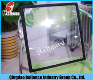 Grey Color Insulated Glass/Sealed Glass for Building pictures & photos