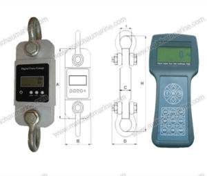 Crane Test Water Bags Use Wireless Dynamometer and Wireless Indicator pictures & photos