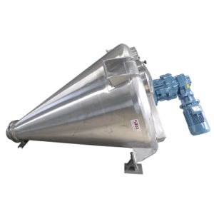 Conical Gentle Mixer for Heat Sensitive Raw Material pictures & photos