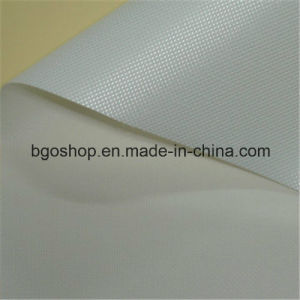Sunshade PVC Cold Laminated Tarpaulin Printing (500dx500d 18X12 460g) pictures & photos