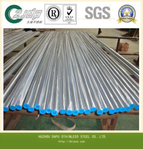 China Manufacturer AISI 304 Stainless Steel Welded Pipe/Tube pictures & photos