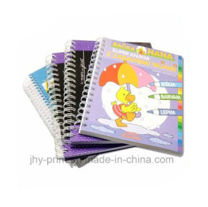 Spiral Binding Full Color Child Book Printing Service (jhy-401)