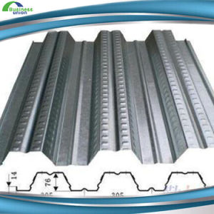 Galvanized Sheet Material Sheet Metal Roofing pictures & photos