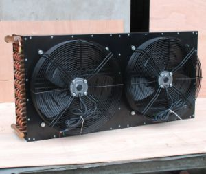 Air Cooled Copper Fin Type Condensers for Cold Room pictures & photos