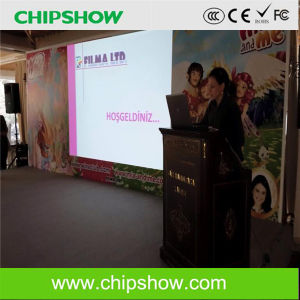 Chipshow Ah6 RGB Full Color Indoor LED Display Panel pictures & photos