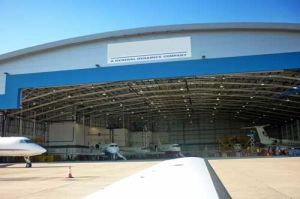 Steel Structure Prefab Aircraft Hangar Construction pictures & photos
