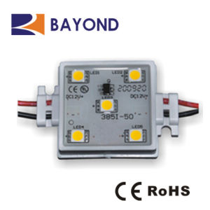 PVC Outdoor Advertisement SMD5050 LED Module