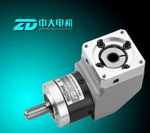 right angle input roud mounting flange series gearbox pictures & photos