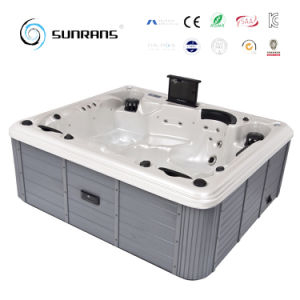 New Design Outdoor Whirlpools Hot Tub pictures & photos