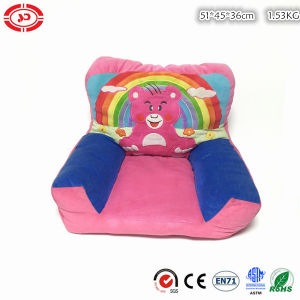 Pink Cute Bear Plush Soft Stuffed Kids Gift Plush Cushion pictures & photos