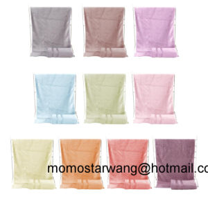 Promotional Bamboo Hand Towel Face Towels of Multi Colours pictures & photos