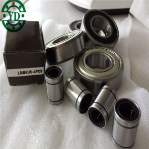Inch Bearing Linear Motion Slide Bearing Lmb6uu Used for 3/8 Linear Shaft pictures & photos