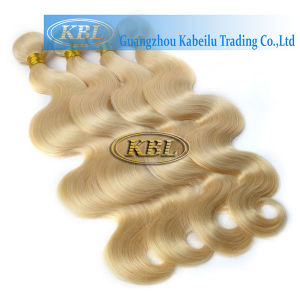 Body Wave 613# Blond European Human Hair pictures & photos