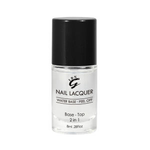 Water Based Peel off Nail Polish Base Coat & Top Coat pictures & photos