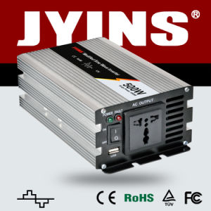 500 Watt 12V/24V/48V/DC to AC/110V/230V off Grid Solar Power Inverter pictures & photos
