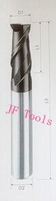 Carbide 2 Flute End Mills pictures & photos