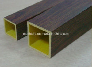 FRP/GRP Pultruded Square Tube with High Strength pictures & photos