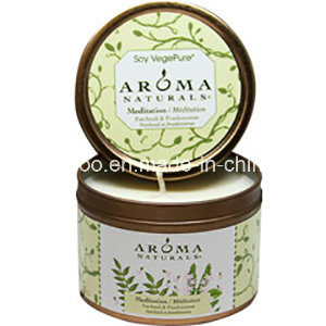 Soy Aroma Scented Tin Candle pictures & photos