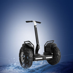 Fashion Two Wheels Standing Golf Car Electric Balancing Vehicle Scooter pictures & photos