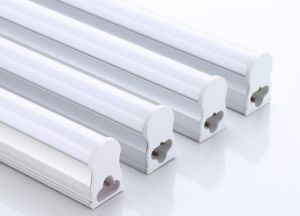 Rechargeable AC125-265V T8 LED Tube SMD5730 Emergency Aluminum +PC pictures & photos