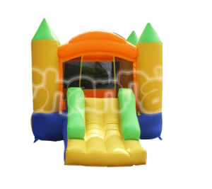 Best Quality Residential Inflatable Bounce House for Sale Qb058 pictures & photos