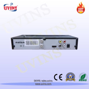 DVB-S2+T2 HD H. 264 Set-Top-Box Receiver pictures & photos