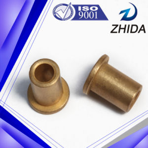 ISO Approved Copper Flange Oil Bearing Flange Bushing pictures & photos