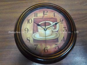 Rural Classic Antique Art Digital Wall Clock pictures & photos