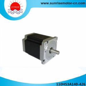 110hs3a140-426 13.5n. M 4.2A NEMA42 1.8deg. 3phase Step Motor for CNC Machine pictures & photos