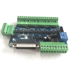 4 Axis USB Interface, 3 Axis USB Interface Motor Breakout Board pictures & photos