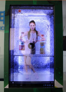 32inch Transparent LCD Display Showcase pictures & photos