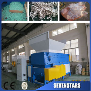 Low Price High Quality Double Shaft Shredder Supplier pictures & photos