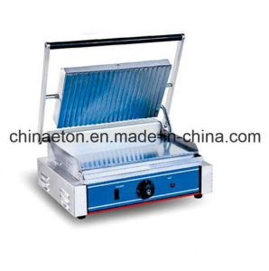 up Size Grooved Electric Contact Grill pictures & photos