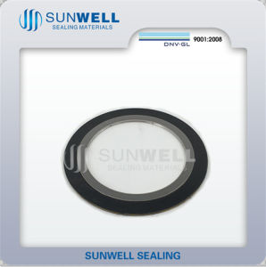 ASME Graphite Spiral Wound Gaskets Sunwell 600 pictures & photos