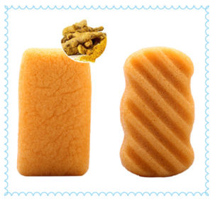Konjac Sponge, Round Konjac Sponge, Skin Care Natural Ficial Konjac Sponge Wholesale pictures & photos
