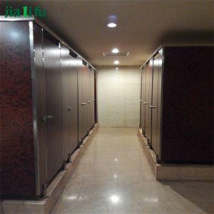 Commercial Public Compact Laminate Office Toilet Partition pictures & photos