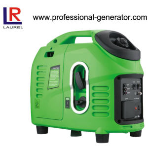 Portable Digital Inverter Gasoline Generator, 1kVA to 3kVA with 4-Stroke pictures & photos
