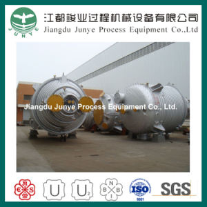 316L Stainless Steel Pressure Vessel with Half Pipe R004 pictures & photos