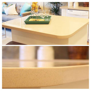 Artificial Quartz Stone for Floor and Countertop, Pure Quartz Stone on Sell pictures & photos