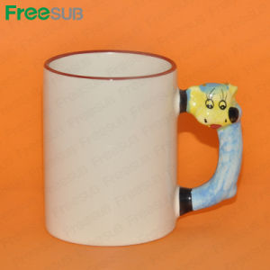 Good Quality Sublimation Blank Animal Mug pictures & photos