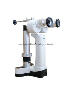 Portable LED Slit Lamp Microscope pictures & photos