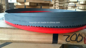 Hard Metal Cutting Bandsaw Blades pictures & photos